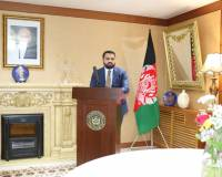 Meeting with Afghan Student