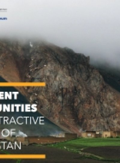 Investment Opportunity in Afghanistan