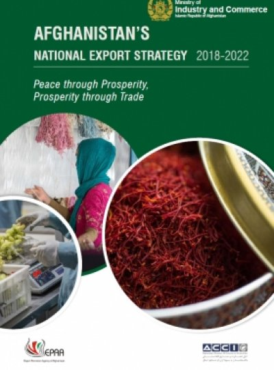 AFGHANISTAN NATIONAL EXPORT STRATEGY 2018-2022